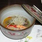 1641308 - 信州サーモンの煮物がとてもおいしい