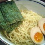 らーめん小江戸 - 特製つけ麺 麺