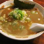 味源 - 丸鶏醤油ラーメン