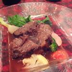 Bistro BeBe - 牛ほほ肉の煮込み ○