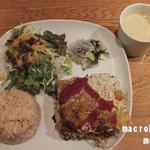 グリーン アース - 日替わりランチは豆腐のラザニア 700円