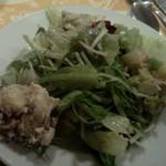 コラッジオ - 前菜盛り合わせ