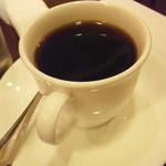 アンテノール - コーヒー700円