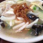 かなめ食堂 - 広東麺