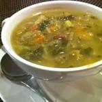 16415374 - 農園野菜のスープ