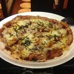 ダイニング なごみ - 料理写真:当店の定番ピザにオリジナルトッピングも選べるピザは平日特別限定で格安提供中