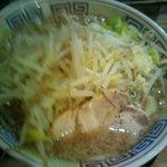 麺屋ZERO1 - ガッツ系ラーメン