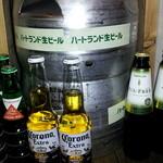 ステーキガーデン - ハートランドビール取扱店