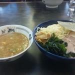 16418761 - 醤油つけ麺(大盛)950円