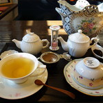 さくらの樹 - 2種類の紅茶