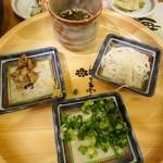 自然彩食ふきのとう イオン高松店 - 麺もありました(香川ですがうどんではありません)
