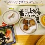 自然彩食ふきのとう イオン高松店 - デザートの1