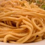 ajito - つけ麺じゃないajito 初期麺Ver