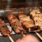 筑前屋 - 料理一例
