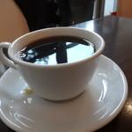 アマーク ド パラディ 寒梅館  - ホットコーヒー