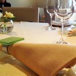 祇園 キャレドミュー - テーブルセッティング