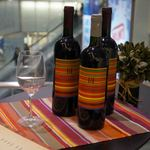 ブレッドアンドカンパニー - ブレッドアンドカンパニーのオリジナルワイン ディスプレイです。