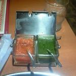 シブ・シャンカル - タンドリーチキンやケバブに付けるスパイス。そのまま食べてもスパイシーでおいしい