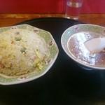 川平飯店 - 料理写真:炒飯650円