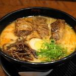 味千ラーメン - 料理写真:2012.11 パイクー麺(850円)