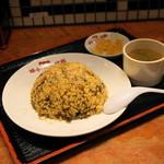 味千ラーメン - 2012.11 高菜チャーハン(600円)