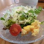 グレイスガーデンプラス - サラダ 意外と量もしっかりです