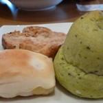 グレイスガーデンプラス - パン食べ放題w