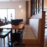 グレイスガーデンプラス - テーブル席