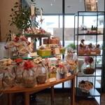 グレイスガーデンプラス - お菓子も販売しています