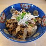 いっぱち - 豚丼(350円)
