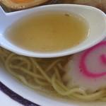16432429 - スープ 塩ラーメン 2012年10月