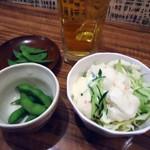 立ち呑み処 ボヤキ - 【2012年12月】