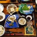 山楽荘 - 料理写真: