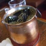 ドルチェ - 2012.12.20 アイスコーヒー380円(通常480円)