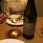 かみくら - 2010 Bourgogne Chardonnay FLORENT GARAUDET 7300円/1本