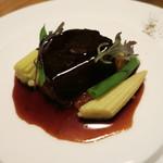 16437678 - 肉料理 和牛頬肉 鳥居平の赤ワイン煮