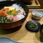 16438854 - 北海丼