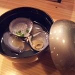 くすの木 - 宍道湖大シジミの吸い物