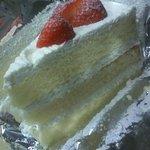 1644324 - ラッキーチーズのショートケーキ