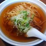 らぁめん 夢のや - らぁ麺 2012年9月
