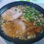 にとく - Aランチ650円  ラーメン(太麺)