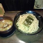 つぼや - つけ麺大盛り2玉400g680円