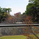 城見櫓 - 2012.11 店内からは熊本城が見えます