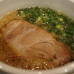 札幌 Fuji屋 - スープ