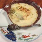 かに道楽 - 焼物:カニグラタン・カニ身・カニみそ&チーズ