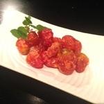 J's Bar 赤坂 - 塩トマトの甘納豆