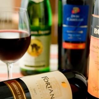 記念日にはワインで乾杯を・・・