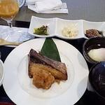 ミトラタカセ - 日替わり定食 焼き魚 ぶりの塩焼き
