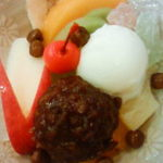櫻子 - クリームあんみつ豆