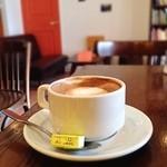 カフェ ミミ - カプチーノ